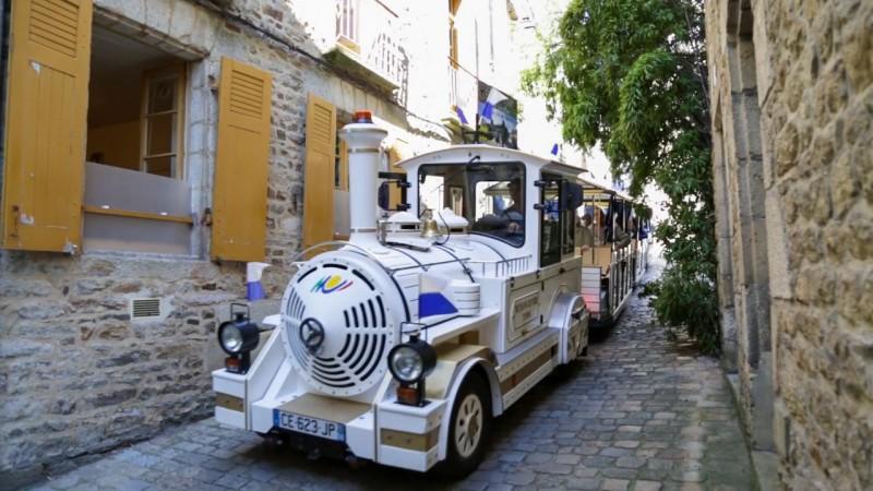 Petit Train Touristique de Vannes